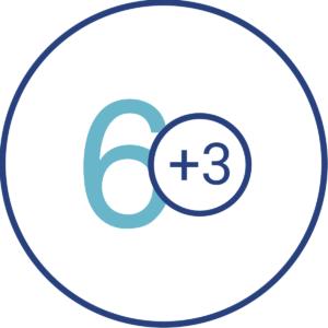 bono 6 + 3