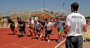 carrera de 1000 metros