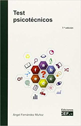 libro de test psicotecnicos