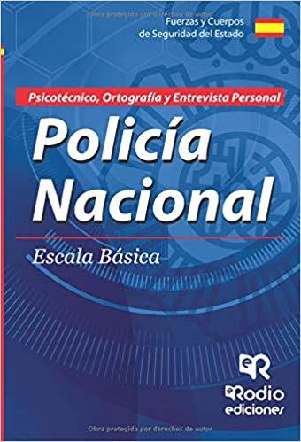 libros test psicotecnicos policia nacional